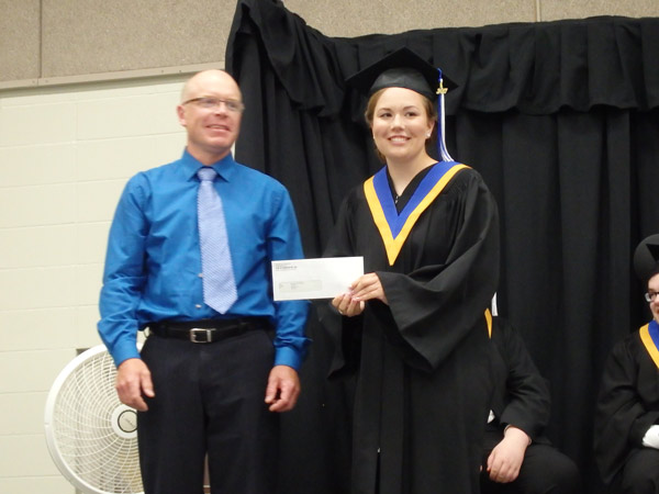 RM of Canwood, 2017 Scholarship Award